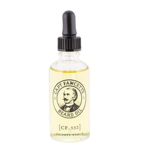 Captain Fawcett's Beard Oil - Private Stock - 50ml