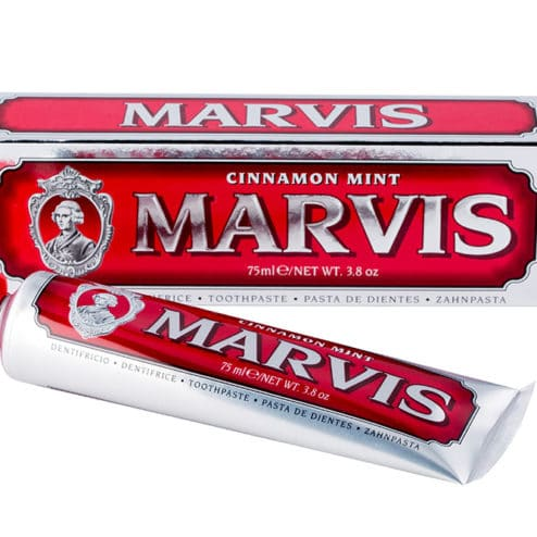 Marvis Toothpaste - Cinnamon Mint - 75ml