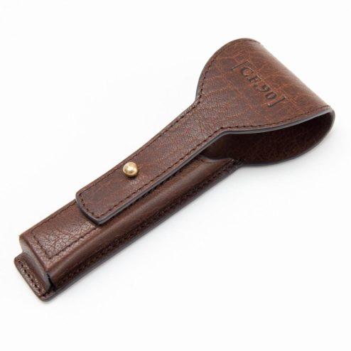 gentSac Captain Fawcetts Leather Case