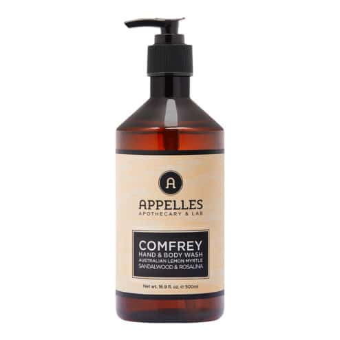 Appelles Comfrey Hand and Body Wash - 500ml